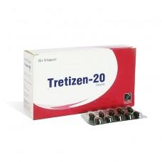 Tretizen 20 steroid for sale